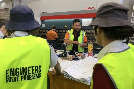 Engineering Pathways for young people in Echuca Moama