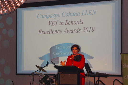 Campaspe Cohuna Local Learning Education Network VET in Schools Excellence Awards