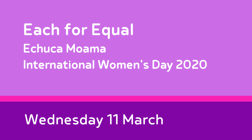 International Womens Day Echuca