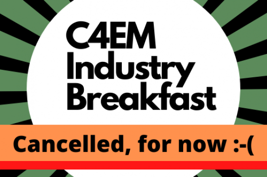 Cancelled: Industry Breakfast: McConnell Dowell (Stage 3 Echuca Moama Bridge)