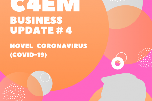 COVID-19 Information and Support for business